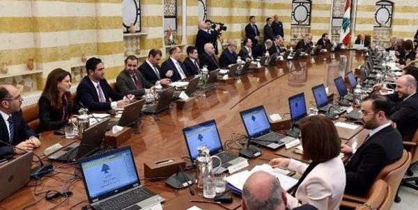 پایان بررسی طرح 24 مادهای نخستوزیر لبنان و تصویب آن