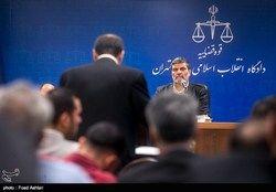 آخرین خبرها از دادگاه حمید باقری درمنی