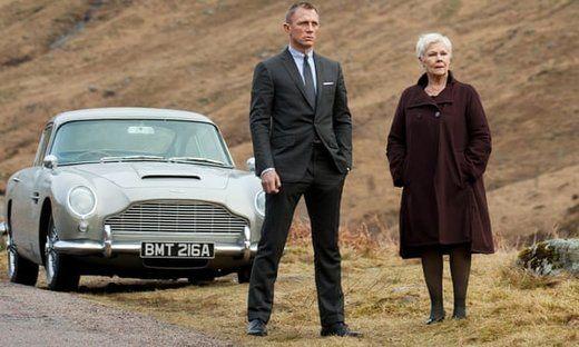ماشین خاص و ۲۵۰ هزار پوندی جیمز باند/ عکس