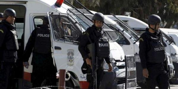 متلاشی شدن یک باند مسلح در تونس