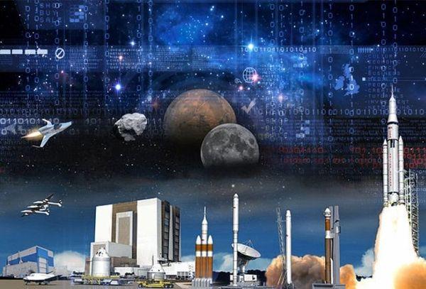 تدوین پیشنویس سند توسعه اقتصاد حوزه فضایی
