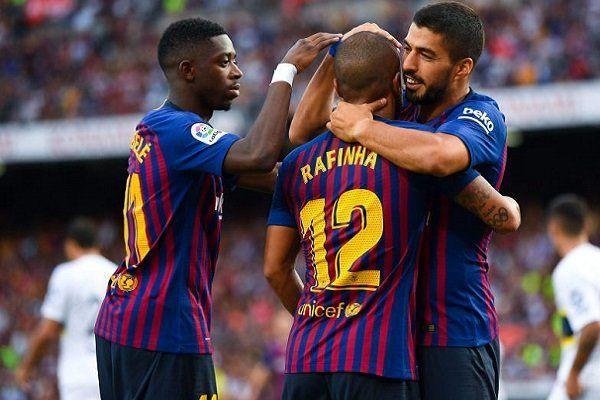 بارسلونا در زمینه پرداخت دستمزد هم رکورد زد