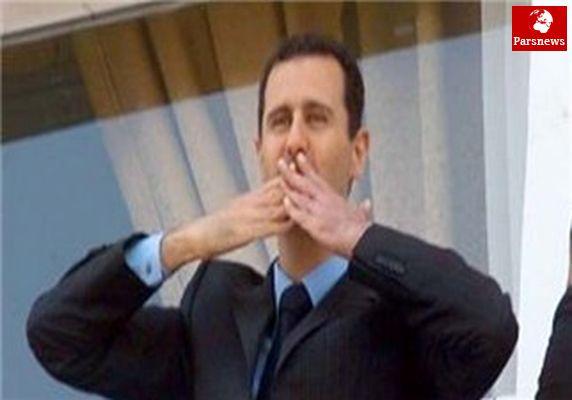 شایعه کشته شدن بشار اسد تکذیب شد