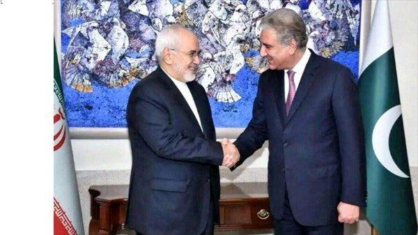 سرمایه گذاری در مکران از محورهای مذاکراتی شاه محمود قریشی و ظریف
