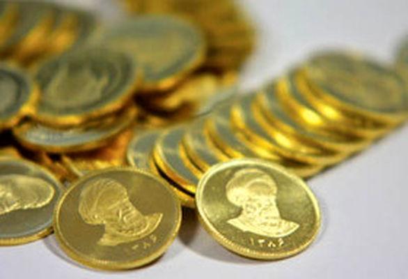 سکه 13 هزار تومان گران شد