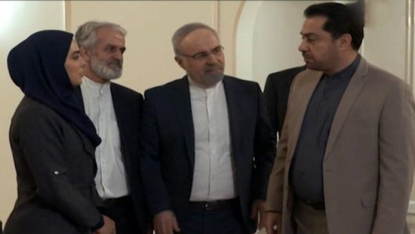 محمدجواد ظریف در سریال «گاندو» + عکس
