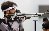 نکونام در تفنگ سه وضعیت از رسیدن به فینال بازماند