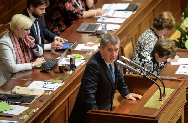 کابینه جدید دولت رای اعتماد گرفت