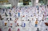 بازشدن دوباره درهای مسجد الحرام برای نمازگزاران+تصاویر
