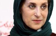 بازیگر زن ایرانی با لباس کُردی در سلیمانیه عراق+فیلم