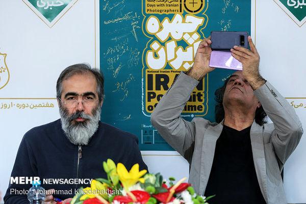 برگ هفتم «۱۰ روز با عکاسان ایران» ورق خورد