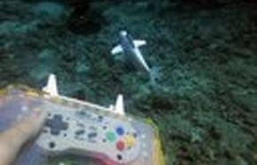 ساخت ماهی رباتیکی که مثل ماهی واقعی شنا میکند