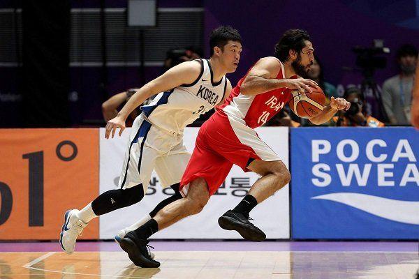 حضور متفاوت کاپیتان در تیم ملی بسکتبال