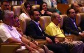 رضا رشیدپور وزیر ارتباطات را به کیش کشاند+عکس
