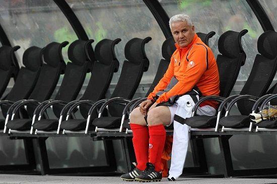 پیوس: جمال شریف به من و فوتبال ایران خیانت کرد