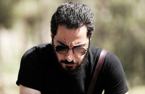 نوید محمدزاده در قورباغه + عکس