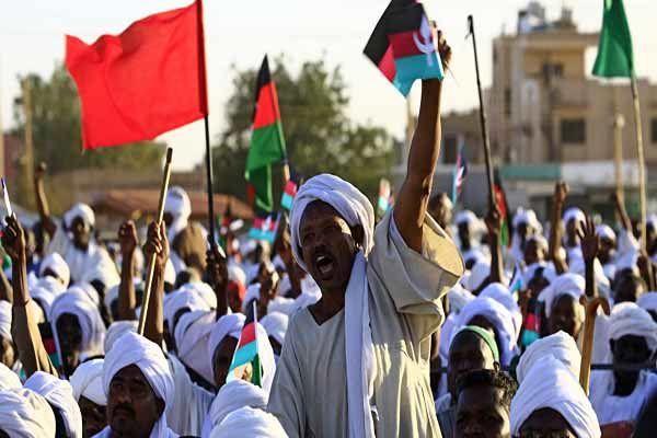 نیروهای امنیتی سودان به محل نشست مخالفان حمله ور شدند