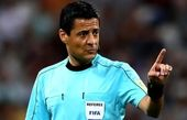 تبریک رییس کنفدراسیون فوتبال آسیا به داوران ایرانی