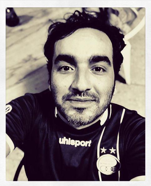 سلفی جدید سجاد افشاریان + عکس