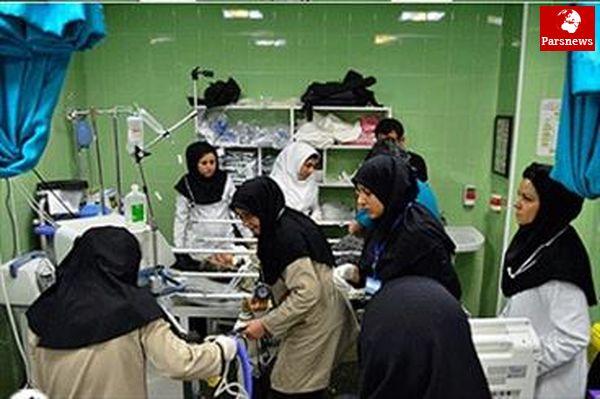 اکثر مجروحان زمینلرزه درمان و ترخیص شدند
