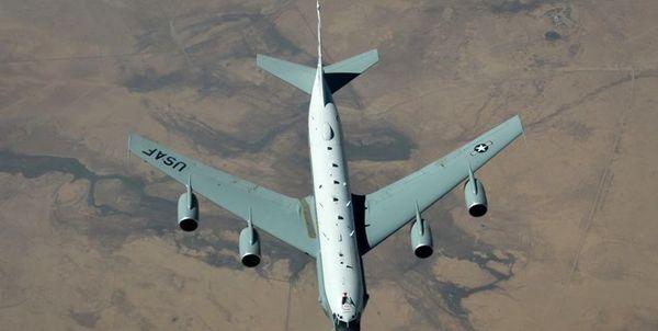 ماموریت هواپیمای فریبکار آمریکا بر فراز دریای چین جنوبی لو رفت