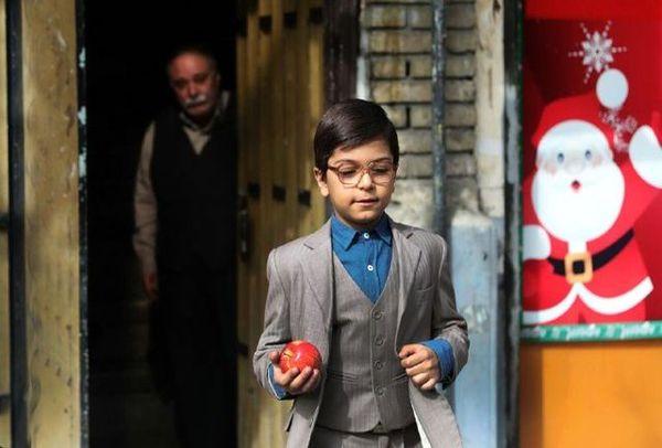 سعدی: فاز دوم سریال «بچه مهندس» ۸۵ درصد تصویربرداری شده است