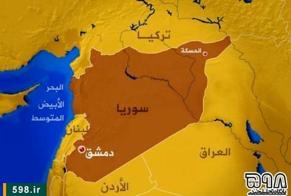 آیا ارتش سوریه مناطق کردنشین را بمباران می کند!؟