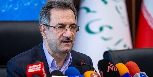 استاندار: دلیل اصلی آلودگی هوای تهران ذرات معلق است نه مازوت