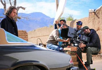 بازگشت کارگردان مشهور به سینماها بعد از 16 سال/عکس