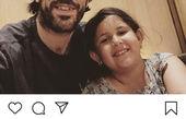 عکس صمد نیکخواه بهرامی و دختر خوش خنده اش