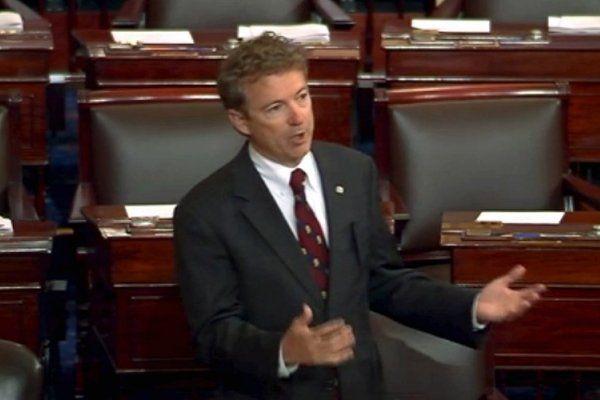 درخواست سناتور«رند پل»از سنا