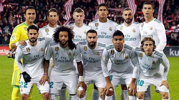 دستمزد بازیکنان رئال مادرید کاهش یافت