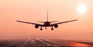 هواپیمای تهران کیش در شیراز به زمین نشست