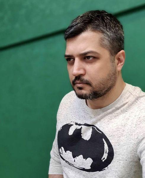 پندار اکبری در لباس بت من + عکس