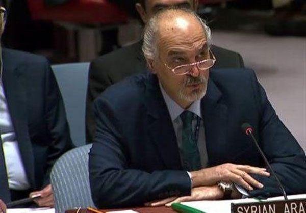 سوریه هرگونه استفاده از سلاح شیمیایی را محکوم میکند