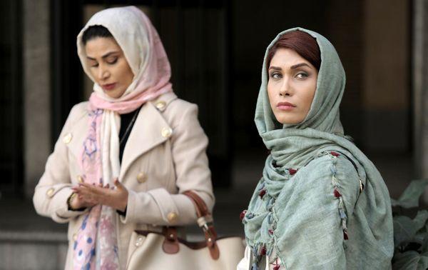 بازیگران در مراسم اکران فیلم پاسیو +عکس