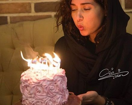 تولد قدرتی پریناز ایزدیار+عکس