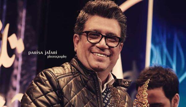 واکنش «رضا رشیدپور» به درو کردن جوایز جشنواره جامجم