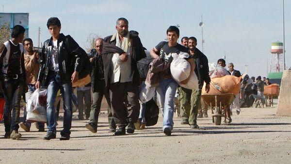 دستگیری ۲۰۳ شهروند خارجی غیرمجاز در یزد