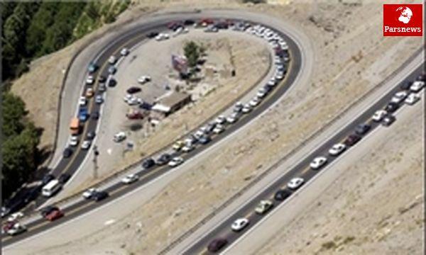 محدودیتهای تردد در محورهای مواصلاتی کشور تشریح شد
