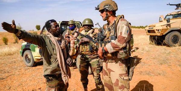 تعلیق عملیات نظامی مشترک فرانسه با مالی