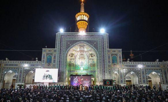 جاذبه های دیدنی و تماشایی در شهر مشهد