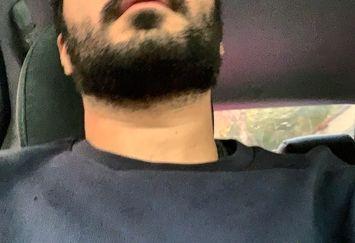 سلفی به سبک نوید محمد زاده+عکس