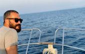 قایق سواری میلاد کیمرام + عکس