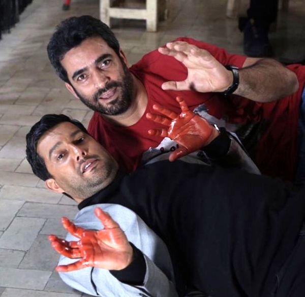 چاقو خوردن حامد بهداد در دل + عکس
