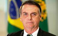 آزمایش کرونای رییس جمهوری برزیل بار دیگر مثبت شد