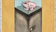 کاریکاتور گرانی مرغ