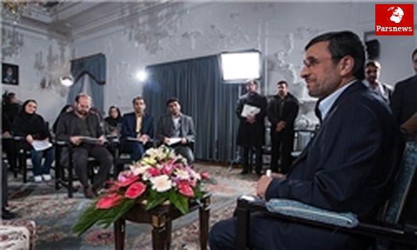 احمدی نژاد: آخرین بار ۸ یا ۹ سال پیش طولانی رانندگی کردم