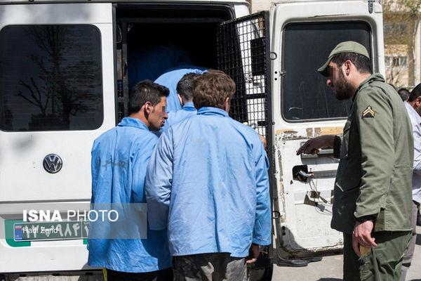 دستگیری زورگیران خانی آباد با 100 فقره سرقت + هشدار پلیس