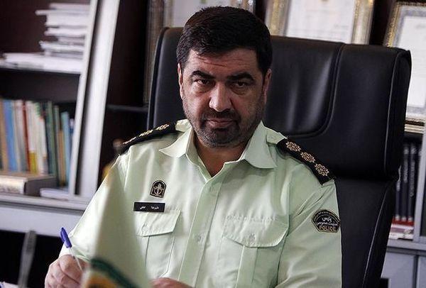 توضیح پلیس آگاهی در خصوص علت تیراندازی در خیابان نیروی هوایی تهران